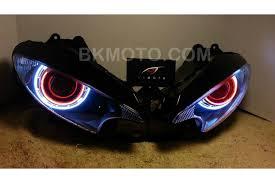 yamaha r6 halo lights 2005 r6 2006 r6s h1 hid bixenon projector headlights kit with