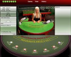 Black Jack Table by Private Table Live Blackjack