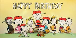 snoopy birthday wallpaper