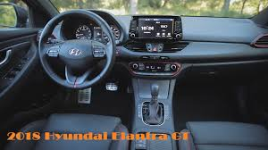 2018 hyundai elantra gt youtube
