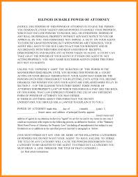 Real Estate Power Of Attorney Form by 2 Illinois Durable Power Of Attorney Form Pdf Action Plan Template