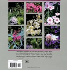 Cottage Garden Book by English Cottage Gardening For American Gardeners The Garden