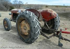 massey ferguson 35 tractor item k2715 sold march 22 ag