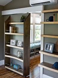 having your own secret bookcase doors at home u2013 sliding door
