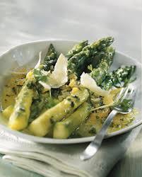 cuisine asperges vertes recette asperges vertes aux herbes et au citron confit