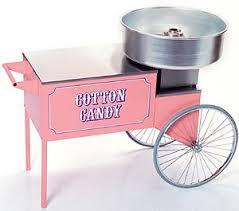 rent cotton candy machine cotton candy cart machine los angeles partyworks inc