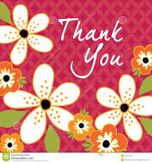 free thank you cards thank you greeting card with flowers of lavender vector