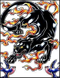 panther design by cakekaiser on deviantart