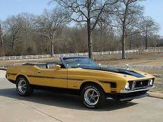 mach 1 mustang convertible 1973 ford mustang mach 1 by splattergraphics via flickr