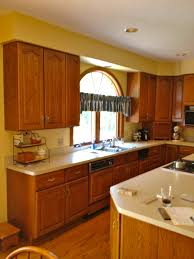 Kitchen Cabinets Oak Metheny Weir Bringing New Life To Oak Kitchen Cabinets