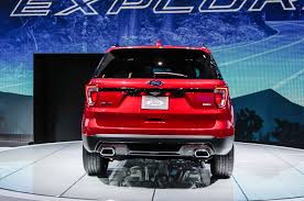 ford explorer package 2016 ford explorer look motor trend