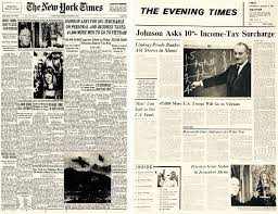 the new york times has 1967 the times plans a second sparkling newspaper the new