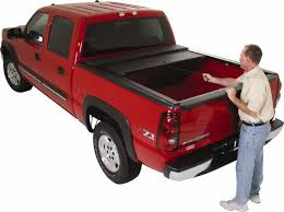 Roll And Lock Bed Cover P U0026 B Truck Accessories Tonneau Covers