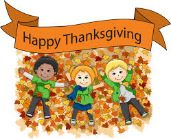 thanksgiving clipart children pencil and in color thanksgiving