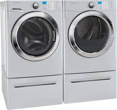 Propane Clothes Dryers Frigidaire Ffsg5115p 27 Inch Gas Dryer With Ready Steam One