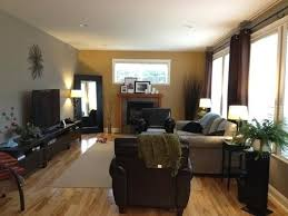 long living room long narrow living room with fireplace at one end medium size of
