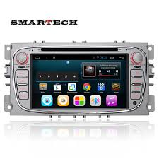 radio for ford focus aliexpress com buy android 6 0 car radio gps navigation auto