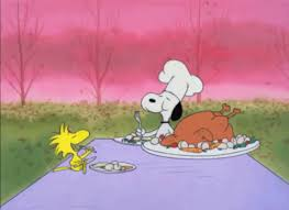 peanuts thanksgiving images gifs tenor