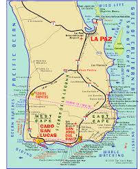 san jose cabo map hotels dan youra s guide to cabo mexico