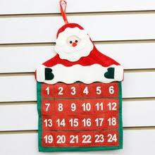 popular hanging advent calendar buy cheap hanging advent calendar