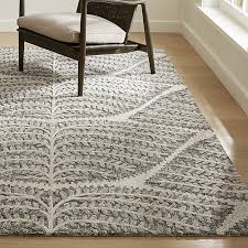 What Is A Tufted Rug Eden Hand Tufted Wool Rug Crate And Barrel