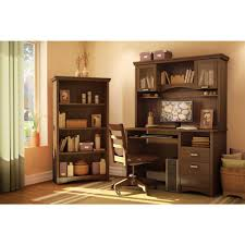 Sauder 3 Shelf Bookcase by South Shore Gascony Sumptuous Cherry Open Bookcase 7356767 The