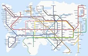 Barcelona Subway Map by Things To Keep In Mind When Designing A Transportation Map