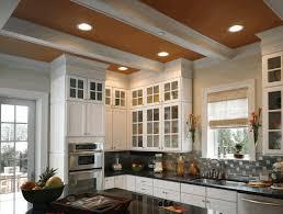 White Brick Backsplash Kitchen - dining room coffered ceiling white brick backsplash tiles grey