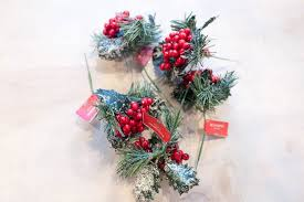christmas picks using picks to transform your cheap christmas tree all things