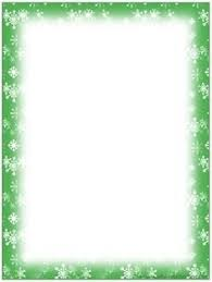 christmas card border template free business template