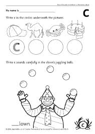 letter c phonics activities and printable teaching resources