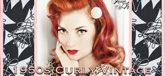 Frisuren Anleitung Rockabilly by Pin Up Frisuren Verführerische 50s Locken Rockabilly Magazin