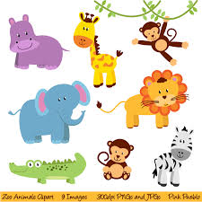 jungle baby shower clipart clip art library