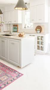 Do Kitchen Cabinets Go In Before Flooring The Easiest Way To Clean Filthy Neglected Tile Flooring