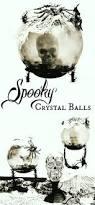 Halloween Tree Craft by Dollar Tree Halloween Crystal Ball Craft Atta Says