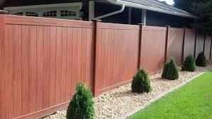 Types Of Backyard Fencing Fence Types Andi U0027s Fence All Glenwood Mn