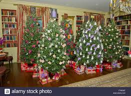 washington dc usa 2nd december 2015 christmas trees in the