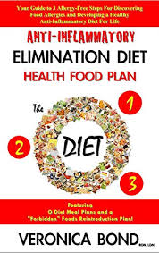 anti inflammatory elimination diet health food plan the o diet
