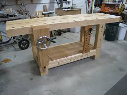 ruobo workbench thread my benchcrafted roubo workbench build