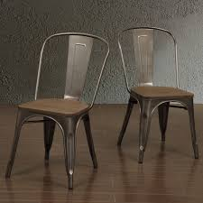 Palecek Bistro Chair Tabouret Vintage Bistro Chair With Wood Seat Bdefe F Ef Bb Aba