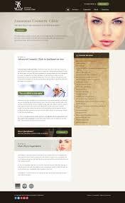 website homepage design jr medical web design case study silkstream