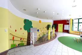 wandgestaltung kindergarten kindergarten wandgestaltung baum elke hell