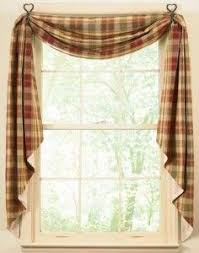 diy kitchen curtain ideas how to hang curtains without a rod if you re looking for a unique