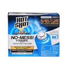 Bed Bug Fogger Shot 1 2 Oz Aerosol No Mess Fogger 3 Pack Hg 20177 3 The