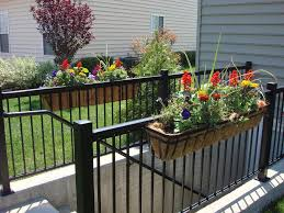 Diy Railing Planter Box by 100 Rail Planter How To Build A Wooden Planter Box How Tos
