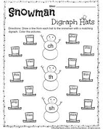 Worksheet For 1st Grade 1st Grade December Math And Literacy Worksheets Planning Playtime
