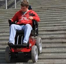pw 4x4q is a 4 wheel drive super power stair climbing wheelchair