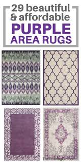 Where Can I Buy Cheap Area Rugs by 29 Beautiful And Affordable Purple Area Rugs The Flooring