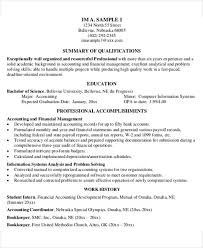 Job Resume Samples by 35 Resume Templates Free U0026 Premium Templates