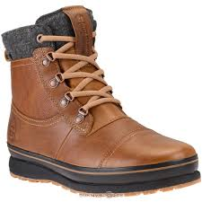 timberland schazzberg mid waterproof insulated boots for men brown